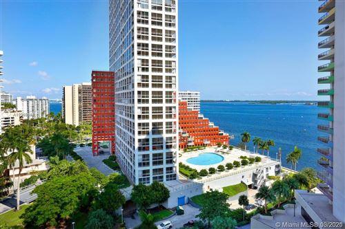Photo of 1581 Brickell Ave #1907, Miami, FL 33129 (MLS # A11008044)