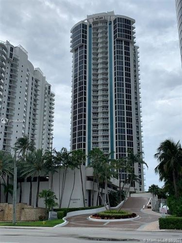 Photo of 18671 Collins Ave #2104, Sunny Isles Beach, FL 33160 (MLS # A11066044)
