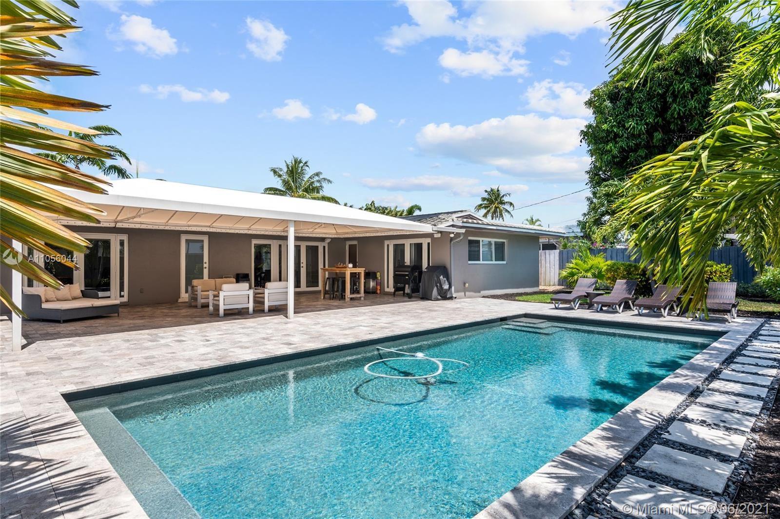 5200 NE 17th Ave, Fort Lauderdale, FL 33334 - #: A11056044