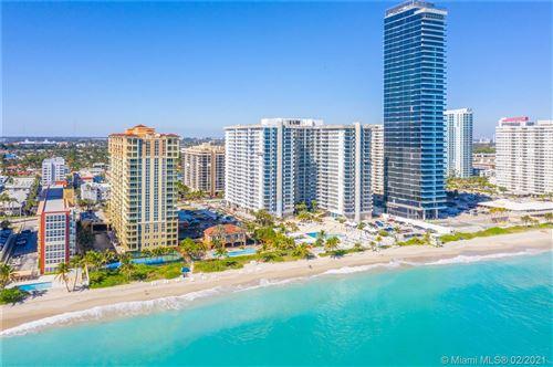 Foto de inmueble con direccion 2080 S Ocean Dr #407 Hallandale Beach Beach FL 33009 con MLS A10818045