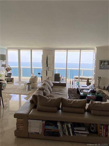 Photo of 1800 S Ocean Dr #3701, Hallandale Beach, FL 33009 (MLS # A10887045)