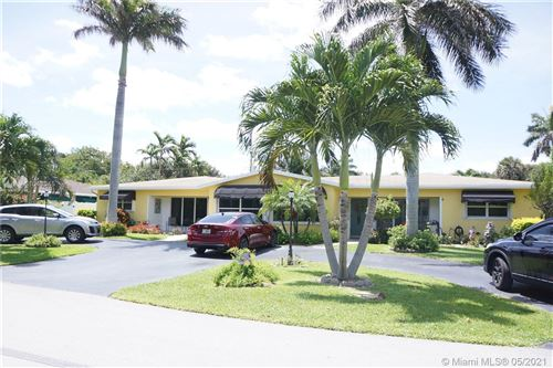 Photo of 2632 NE 27th Ct, Lighthouse Point, FL 33064 (MLS # A11048045)