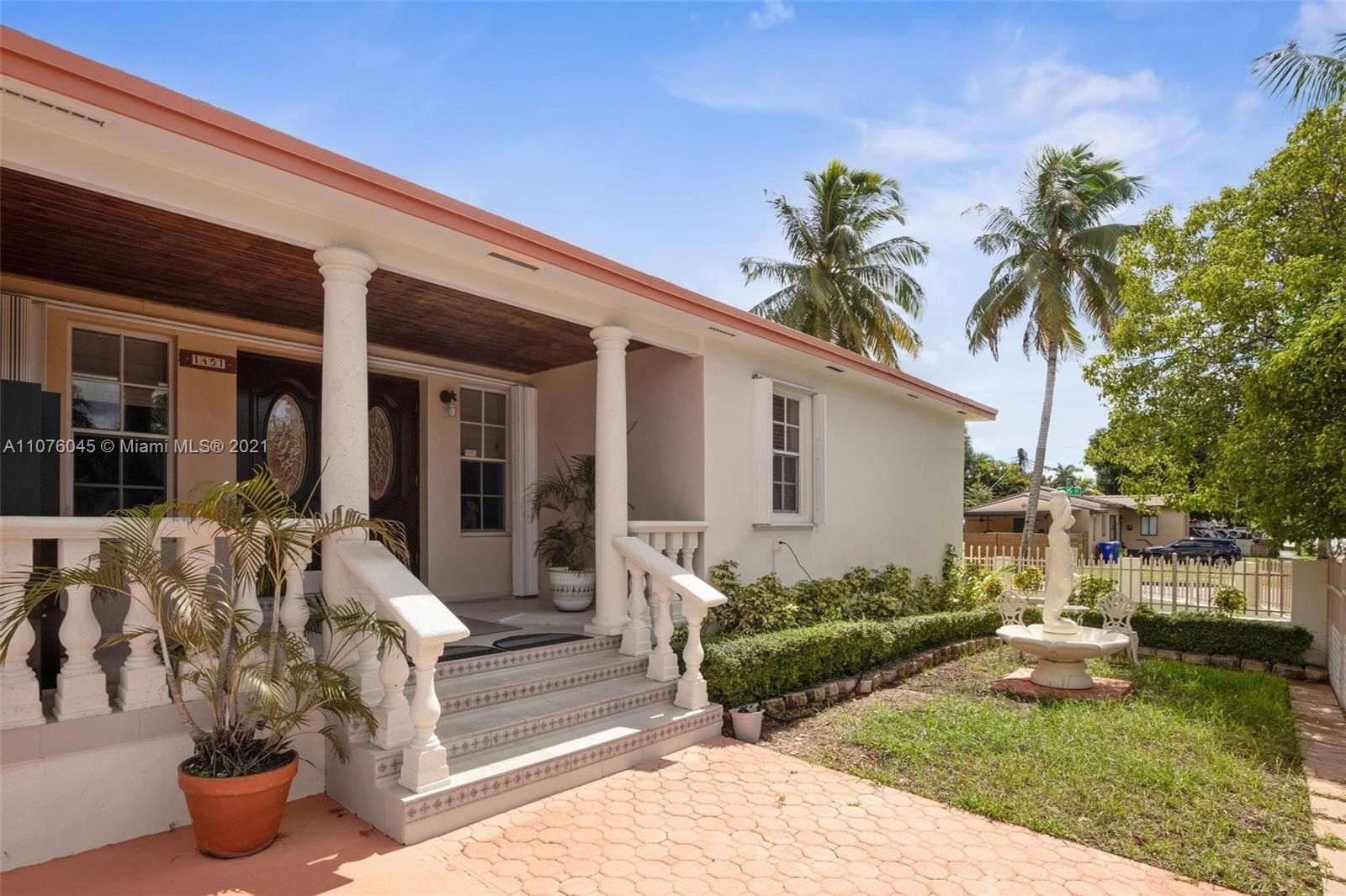 1451 SW 19th Ave, Miami, FL 33145 - #: A11076045