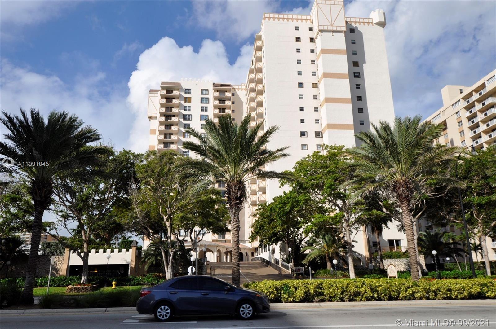 1865 S Ocean Dr #4M, Hallandale Beach, FL 33009 - #: A11091045