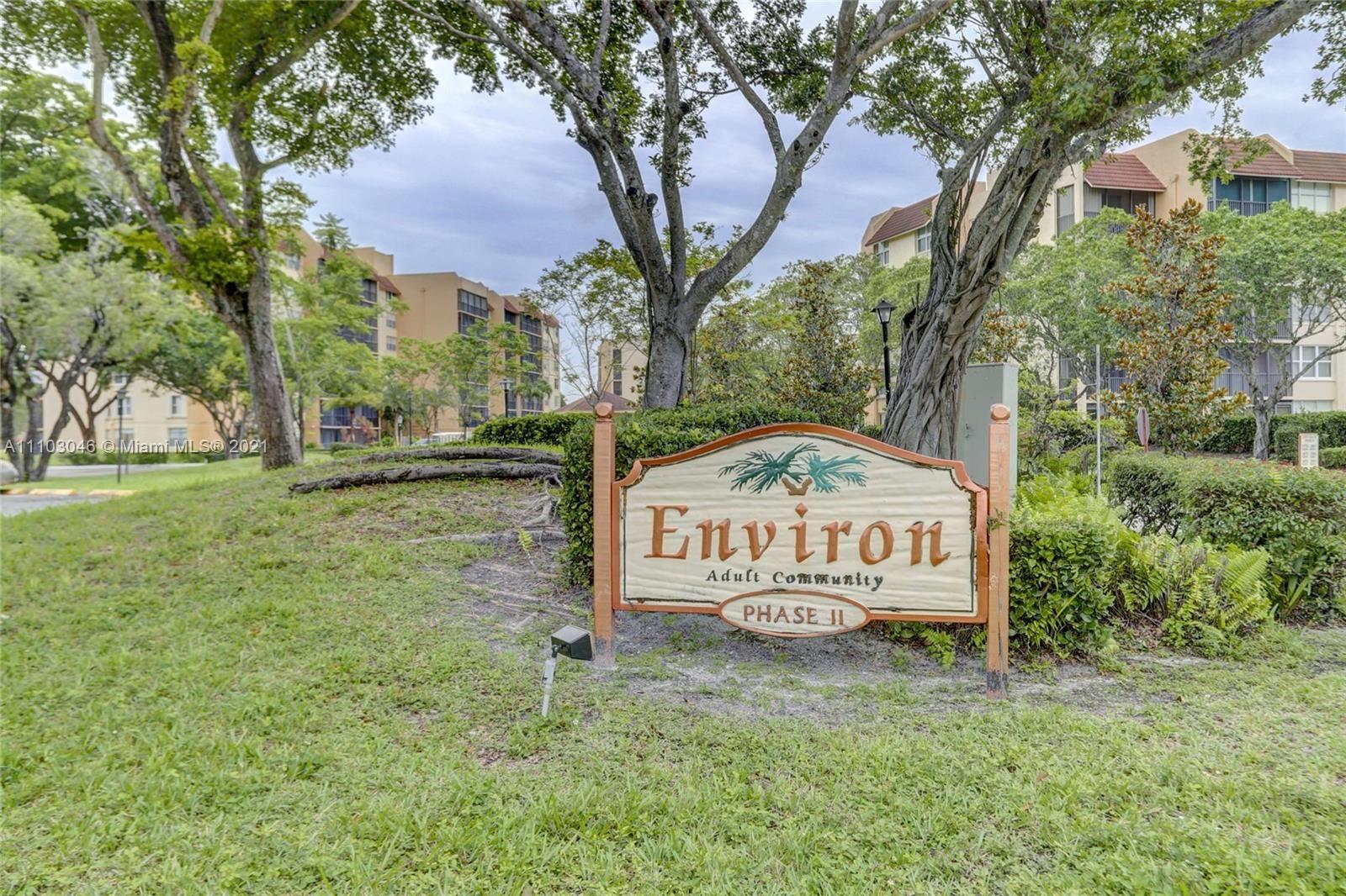 Photo of 3841 Environ Blvd #130, Lauderhill, FL 33319 (MLS # A11103046)