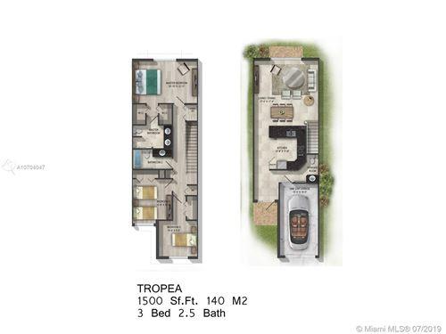 Tiny photo for 2844 SW 81st Ter #2820, Miramar, FL 33025 (MLS # A10704047)