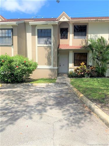 Photo of 383 City View Dr #383, Fort Lauderdale, FL 33311 (MLS # A10931047)