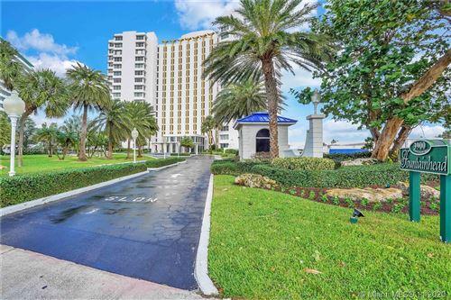 Photo of 3900 N Ocean Dr #4C, Lauderdale By The Sea, FL 33308 (MLS # A10956047)
