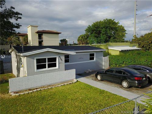 Photo of 2307 NW 61st St, Miami, FL 33142 (MLS # A11011047)