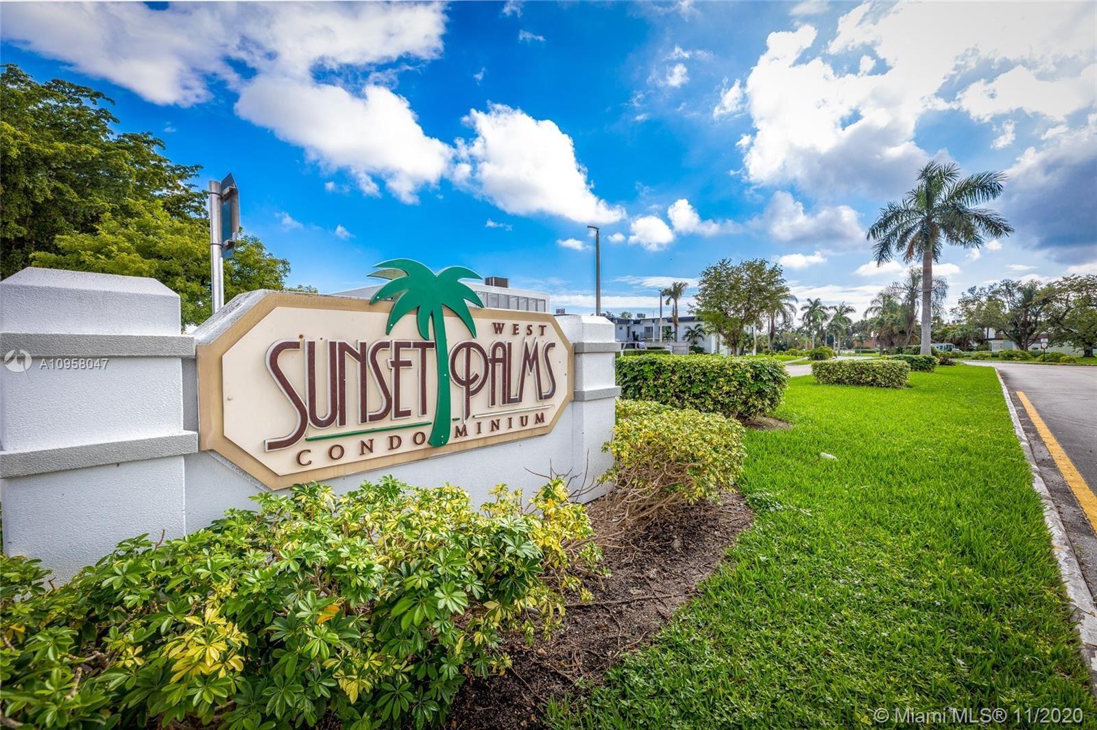 7215 SW 94th Pl #H1, Miami, FL 33173 - #: A10958047