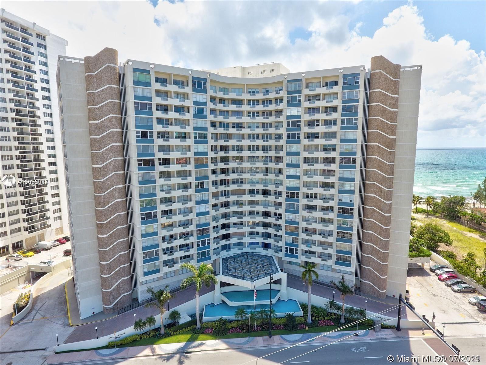 3180 S Ocean Dr #517, Hallandale Beach, FL 33009 - #: A11075047