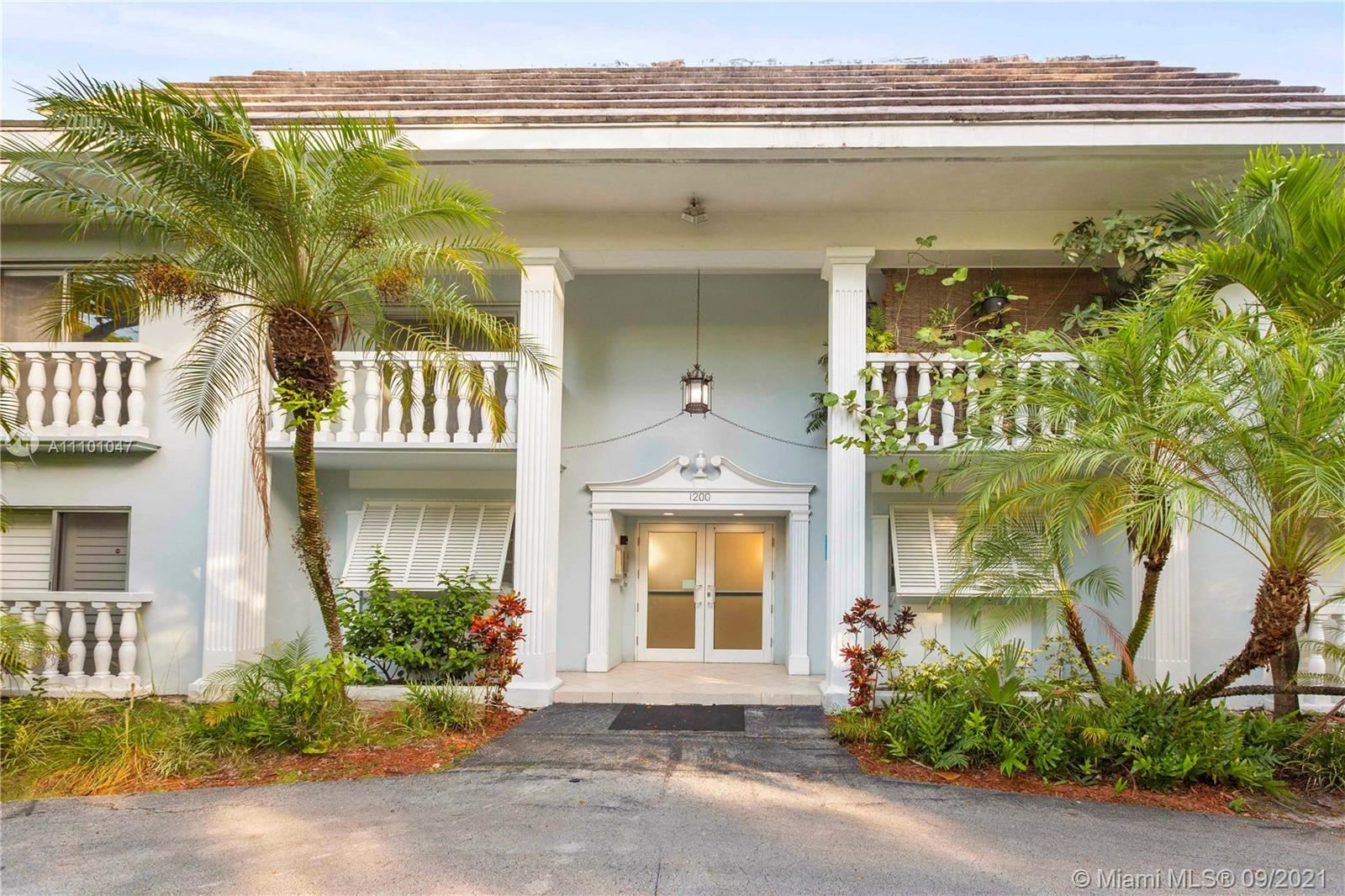 Photo of 1200 Mariposa Ave #D201, Coral Gables, FL 33146 (MLS # A11101047)