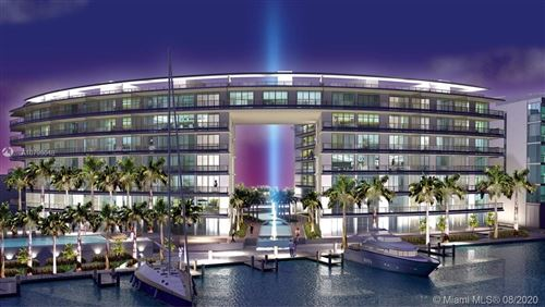 Photo of 6610 Indian Creek Dr #501, Miami Beach, FL 33141 (MLS # A10796048)