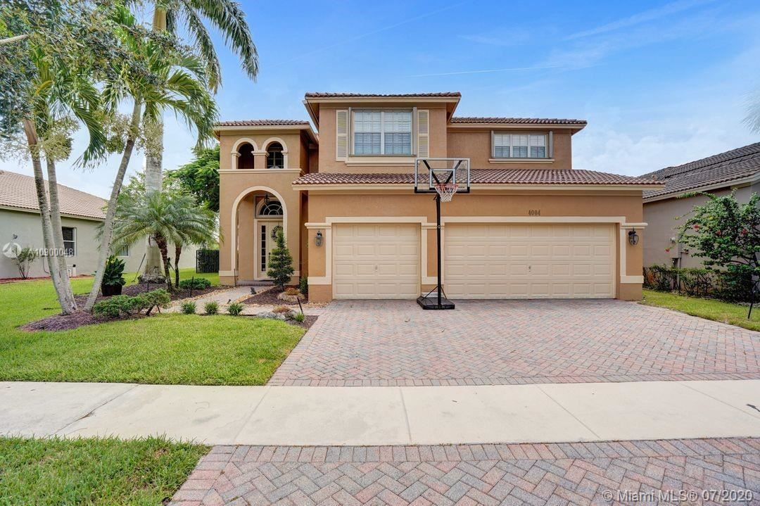 4004 W Whitewater Ave, Weston, FL 33332 - #: A10900048