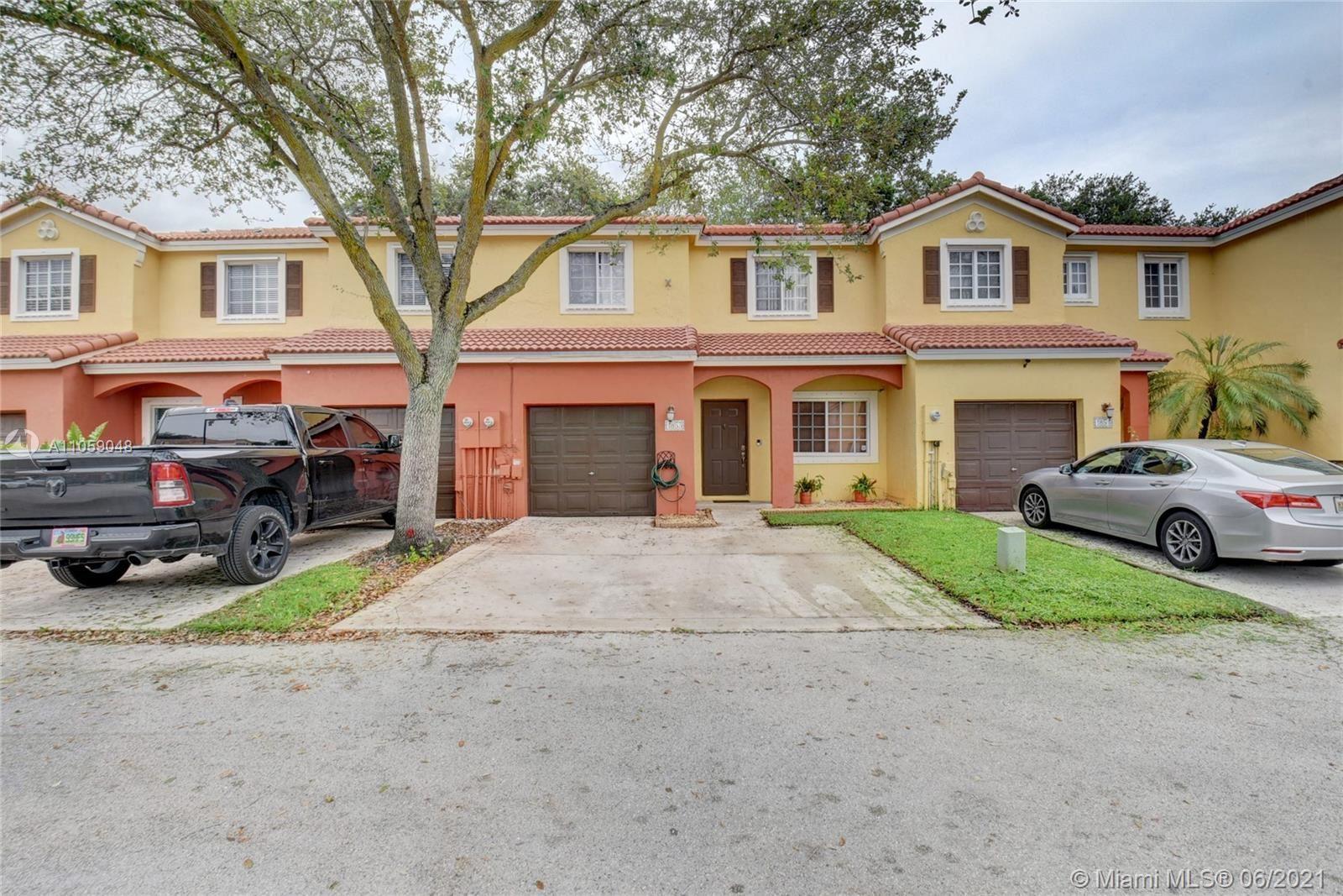 1853 SW 103rd Ave #1853, Miramar, FL 33025 - #: A11059048