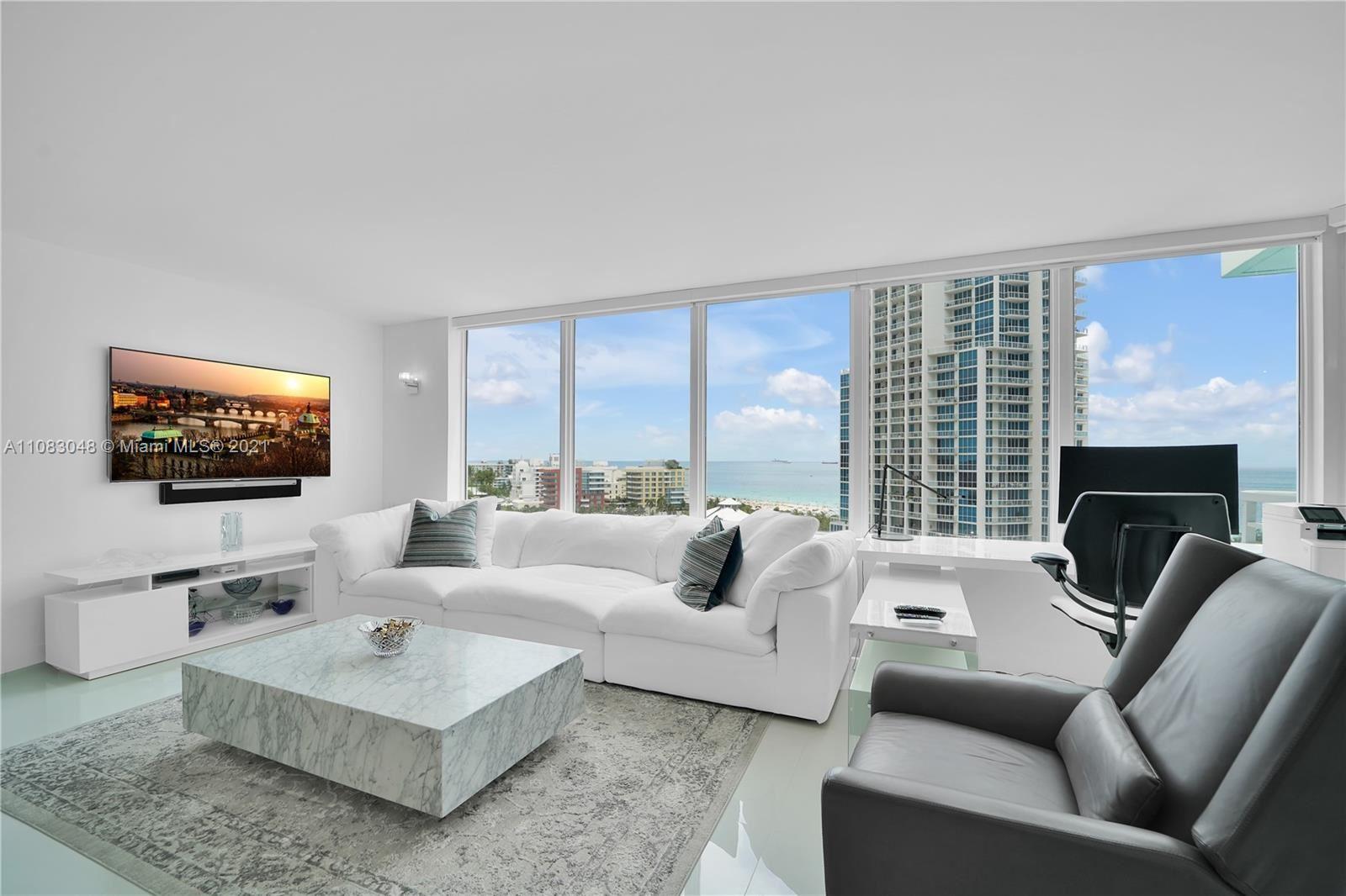 400 S Pointe Dr #1406, Miami Beach, FL 33139 - #: A11083048