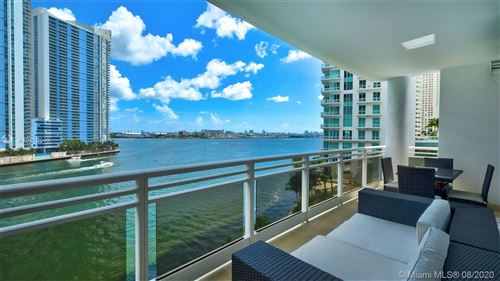 Photo of 901 Brickell Key Blvd #707, Miami, FL 33131 (MLS # A10912049)