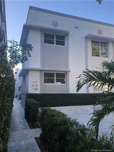 Photo of 920 Jefferson Ave #4, Miami Beach, FL 33139 (MLS # A11079049)