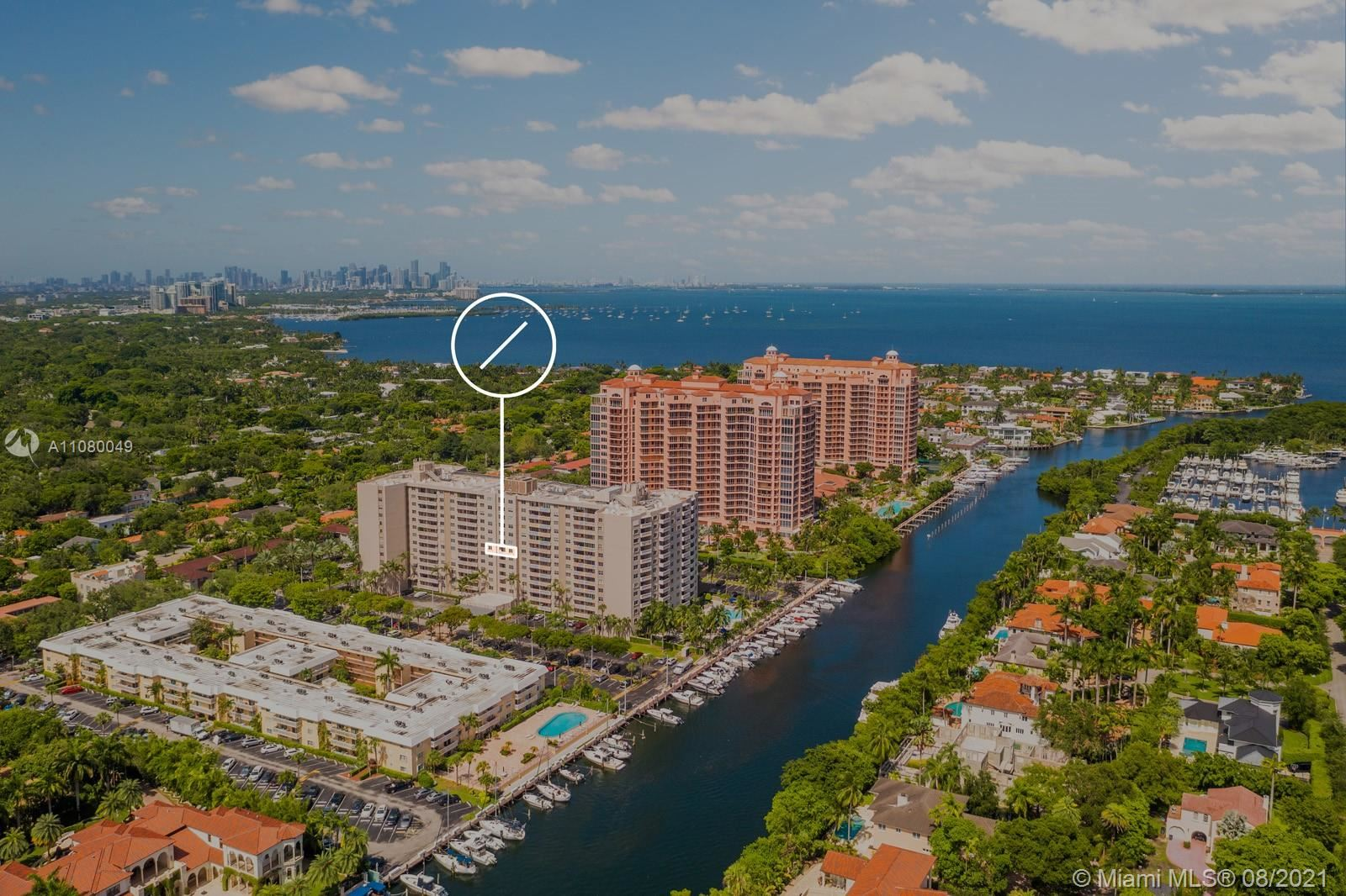 90 Edgewater Dr #715, Coral Gables, FL 33133 - #: A11080049