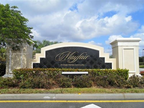 Photo of 2152 W Wingate Bend #2152, Wellington, FL 33414 (MLS # A10493050)