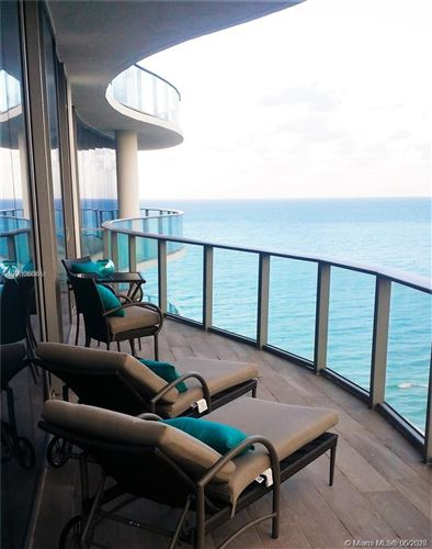 Photo of Listing MLS a10858050 in 17475 SE Collins Ave #1502 Sunny Isles Beach FL 33160