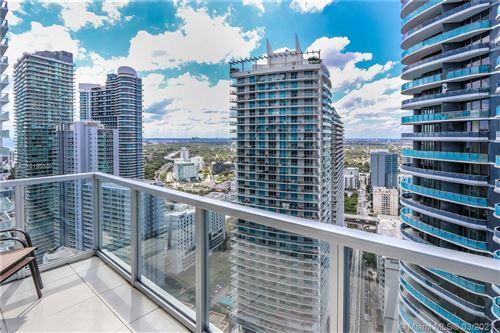 Photo of 1050 Brickell Ave #3416, Miami, FL 33131 (MLS # A11019050)