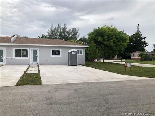 Photo of 5500 SW 32nd Ct, Pembroke Park, FL 33023 (MLS # A11096050)