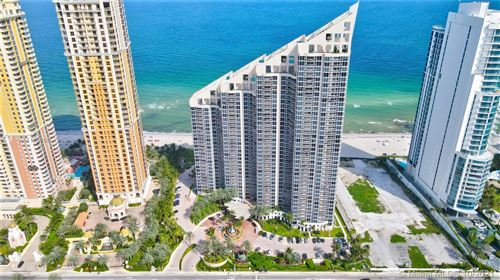 Photo of 17555 Collins Ave #1006, Sunny Isles Beach, FL 33160 (MLS # A11109050)