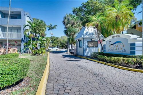Photo of Listing MLS a10845051 in 9355 Fontainebleau Blvd #C102 Miami FL 33172