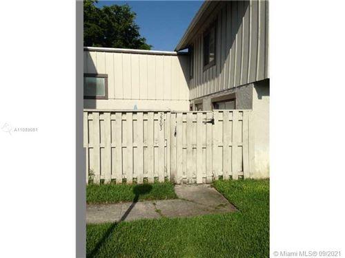 Photo of 2203 NW 59th Way #65-B, Lauderhill, FL 33313 (MLS # A11089051)