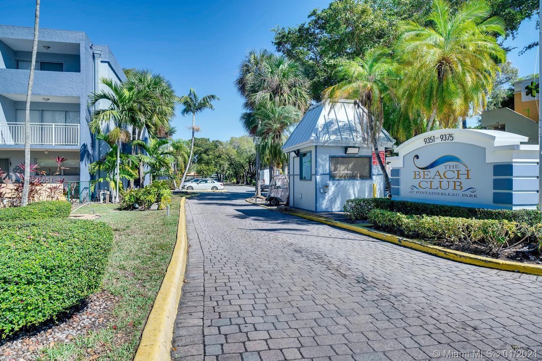 9355 Fontainebleau Blvd #C102, Miami, FL 33172 - #: A10845051