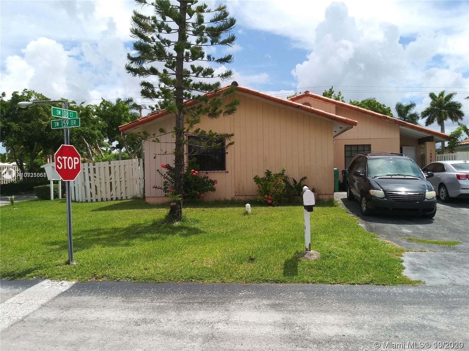 10840 SW 159th Ter, Miami, FL 33157 - #: A10931051