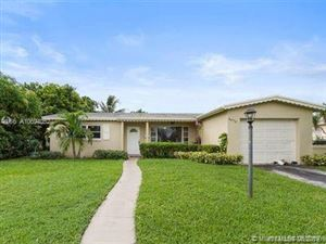 Photo of Listing MLS a10694052 in 4672 NW 41st Pl Lauderdale Lakes FL 33319
