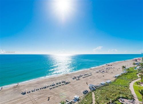Photo of 18201 Collins Ave #1704, Sunny Isles Beach, FL 33160 (MLS # A10803052)
