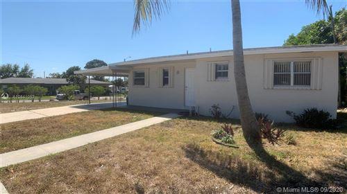 Photo of 2401 Avenue Q, Riviera Beach, FL 33404 (MLS # A10841052)