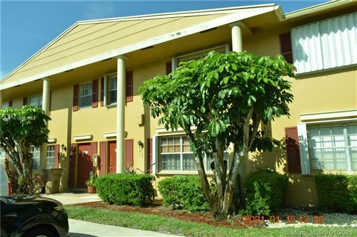 Photo of 1755 SW 81st Ter #4-36, Davie, FL 33324 (MLS # A10984052)