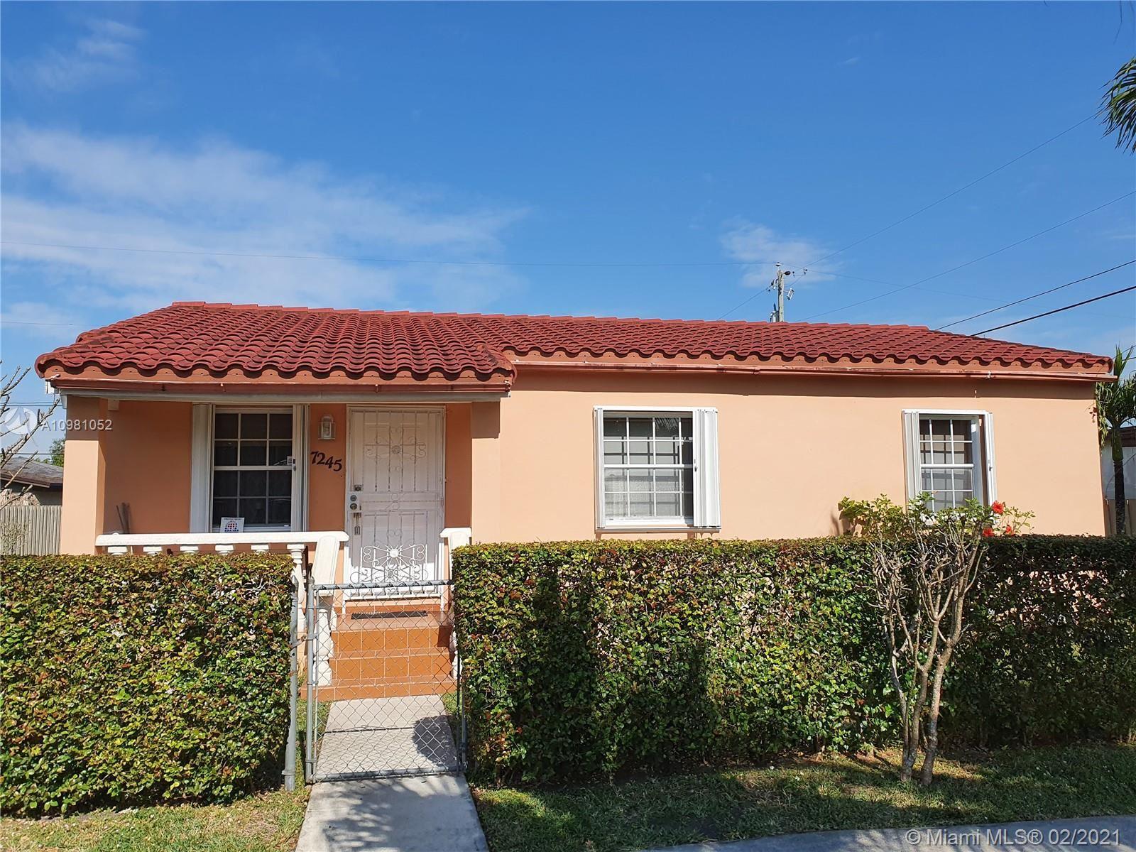 7245 SW 19th St, Miami, FL 33155 - #: A10981052