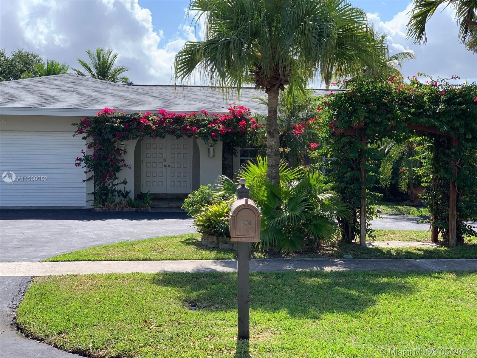 1780 SW 67th Ter, Plantation, FL 33317 - #: A11036052