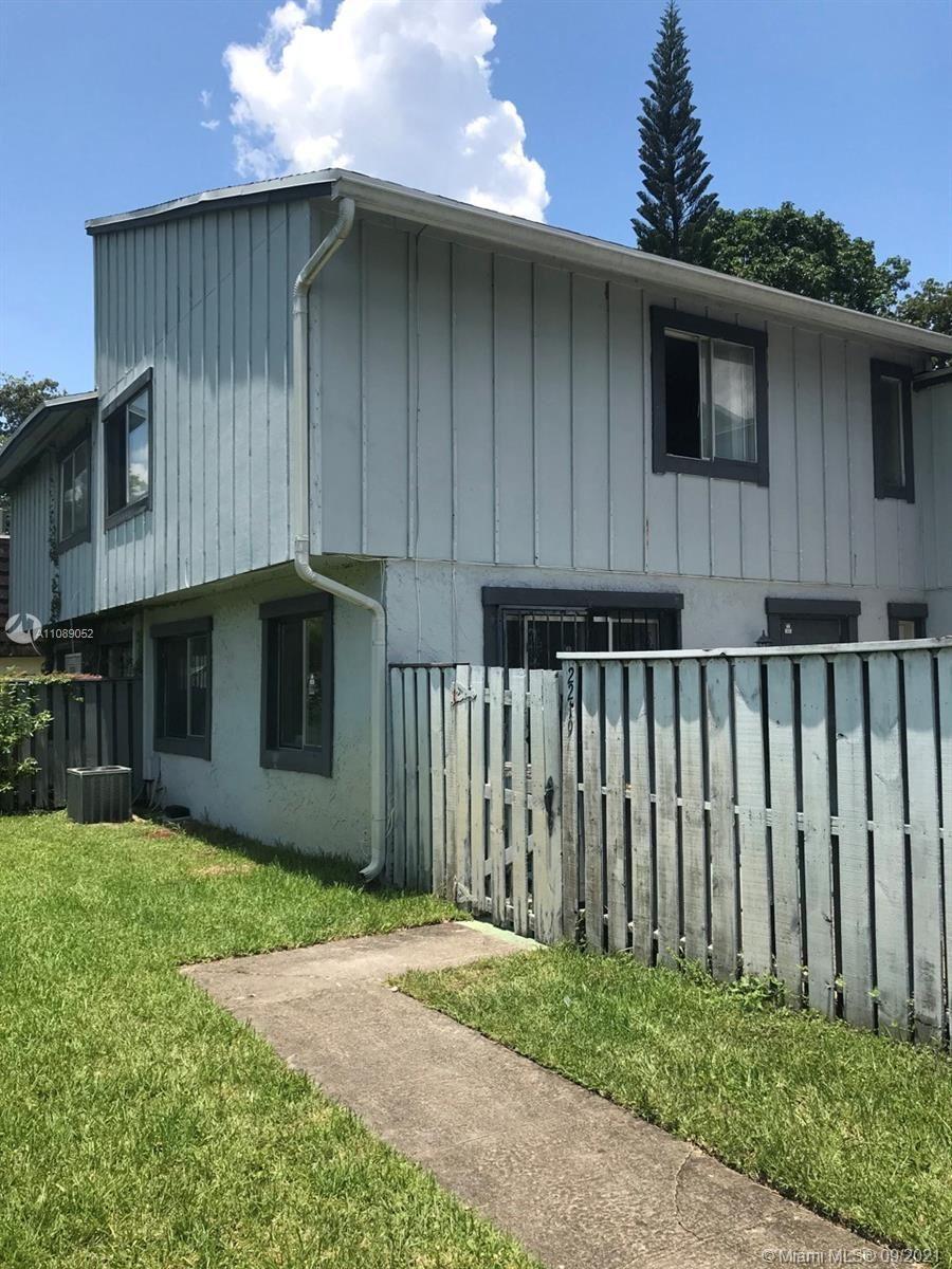 Photo of 2219 NW 59th Way #67-B, Lauderhill, FL 33313 (MLS # A11089052)