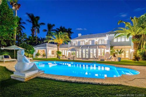 Photo of 5050 N Bay Rd, Miami Beach, FL 33140 (MLS # A10378053)