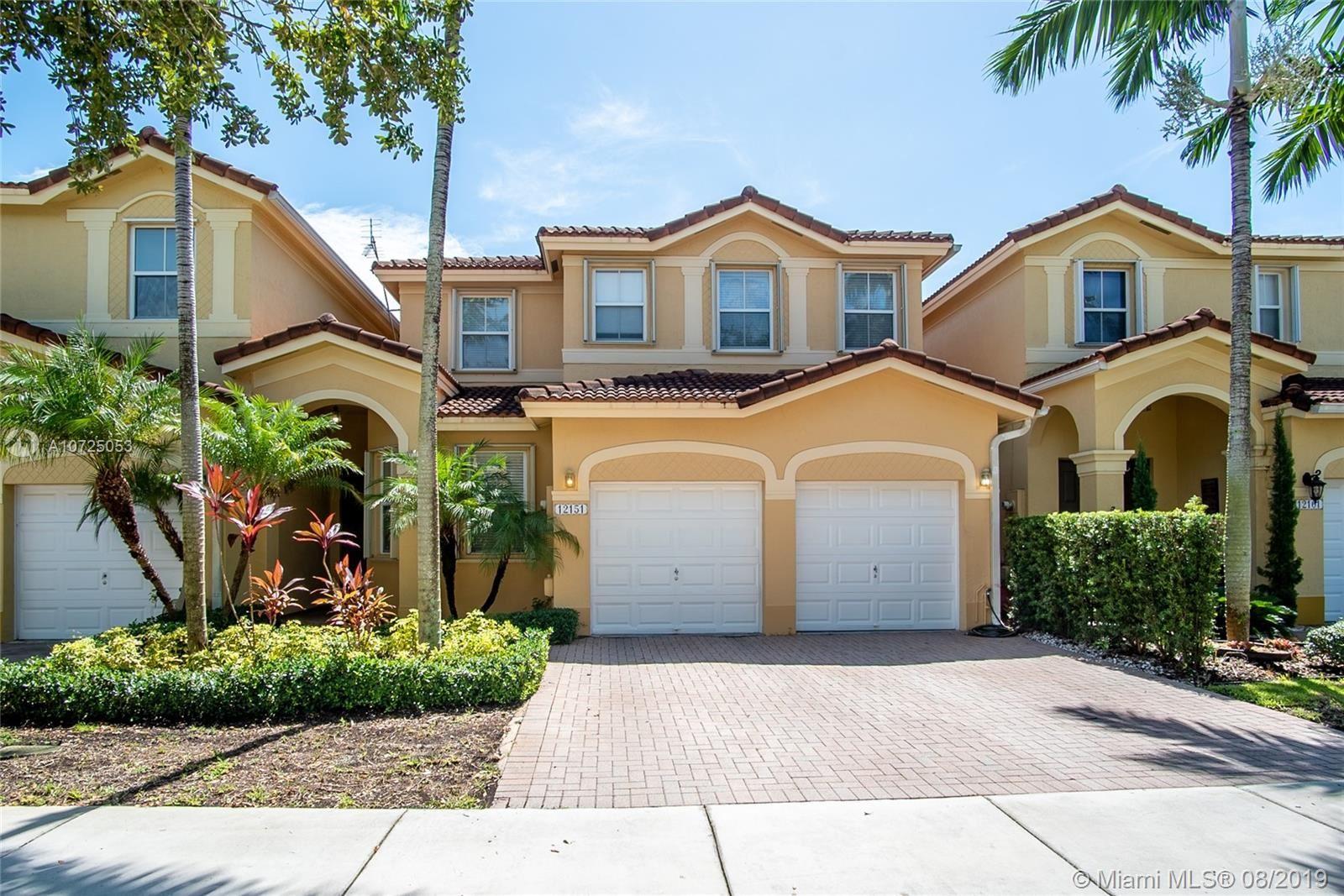 12151 SW 123rd Pl, Miami, FL 33186 - #: A10725053