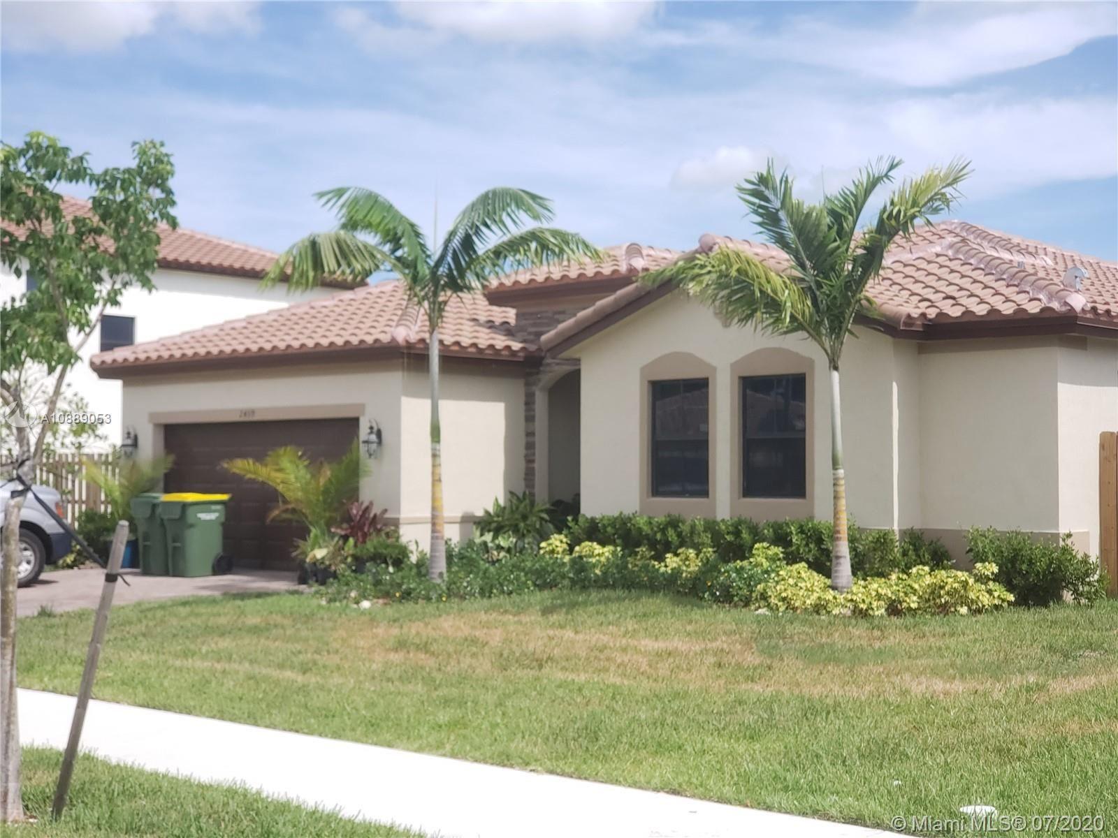 2439 SE 3rd St, Homestead, FL 33033 - #: A10889053