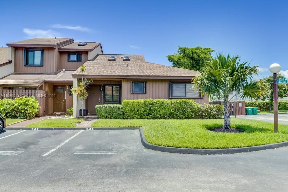 1534 Gabriel #1, Hollywood, FL 33020 - #: A11069053