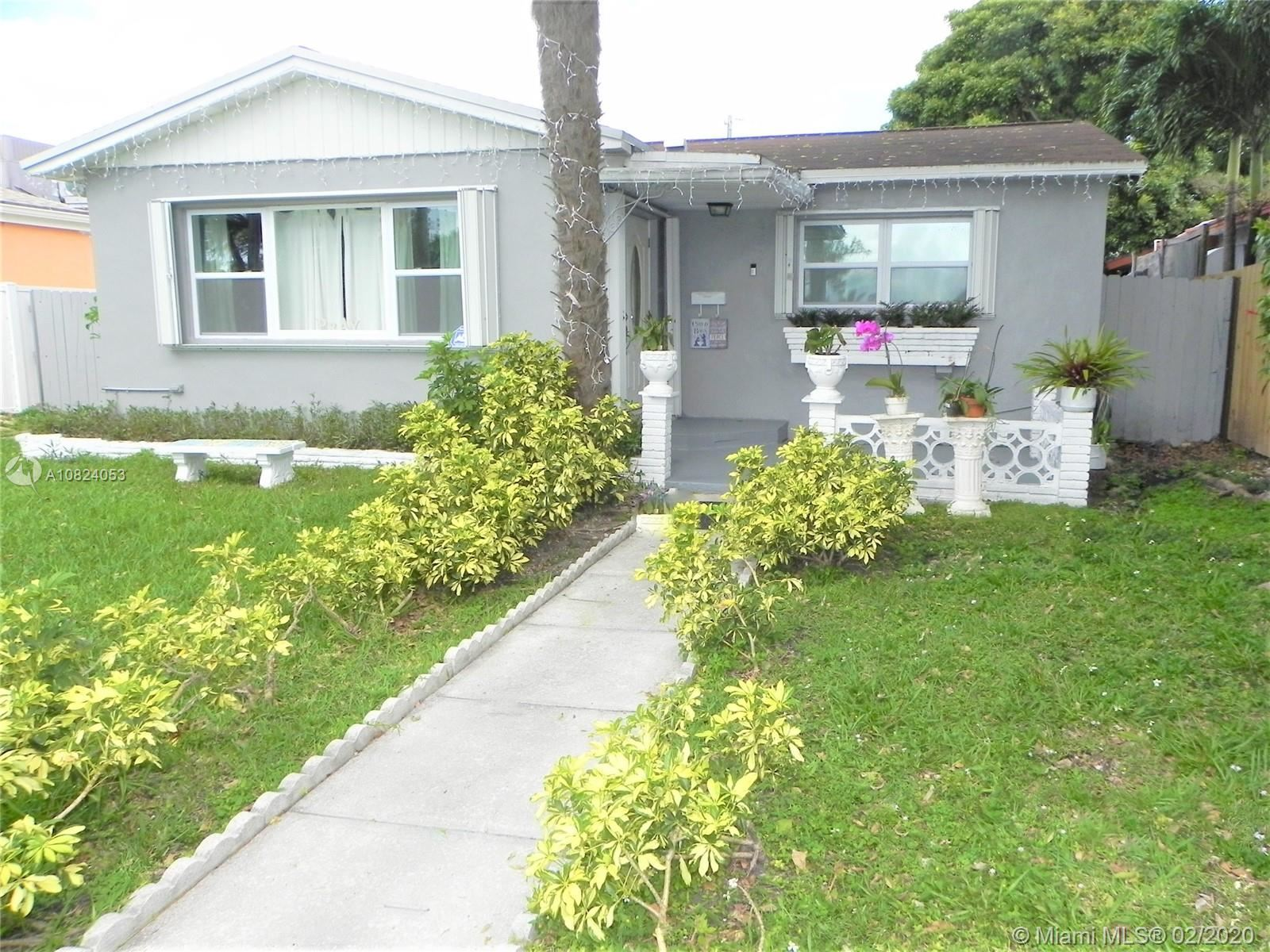 Photo 1 of Listing MLS a10824053 in 1531 Johnson St Hollywood FL 33020