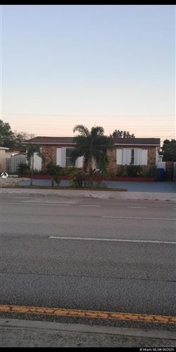 Photo of Listing MLS a10876054 in 7707 Sheridan St Hollywood FL 33024