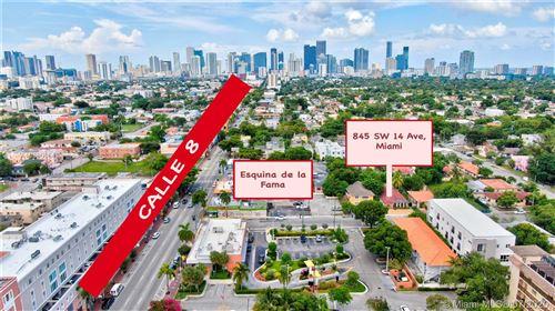 Photo of 845 SW 14th Ave, Miami, FL 33135 (MLS # A10890054)