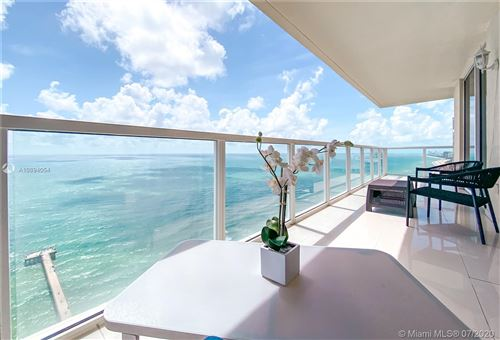 Photo of 16699 Collins Ave #3302, Sunny Isles Beach, FL 33160 (MLS # A10894054)