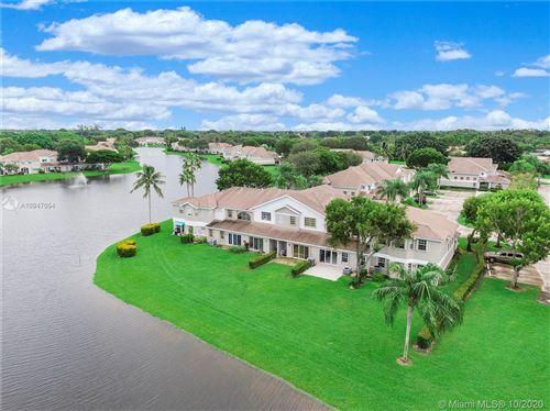 Foto de inmueble con direccion 9301 S Boca Gardens Cir S #B Boca Raton FL 33496 con MLS A10947054