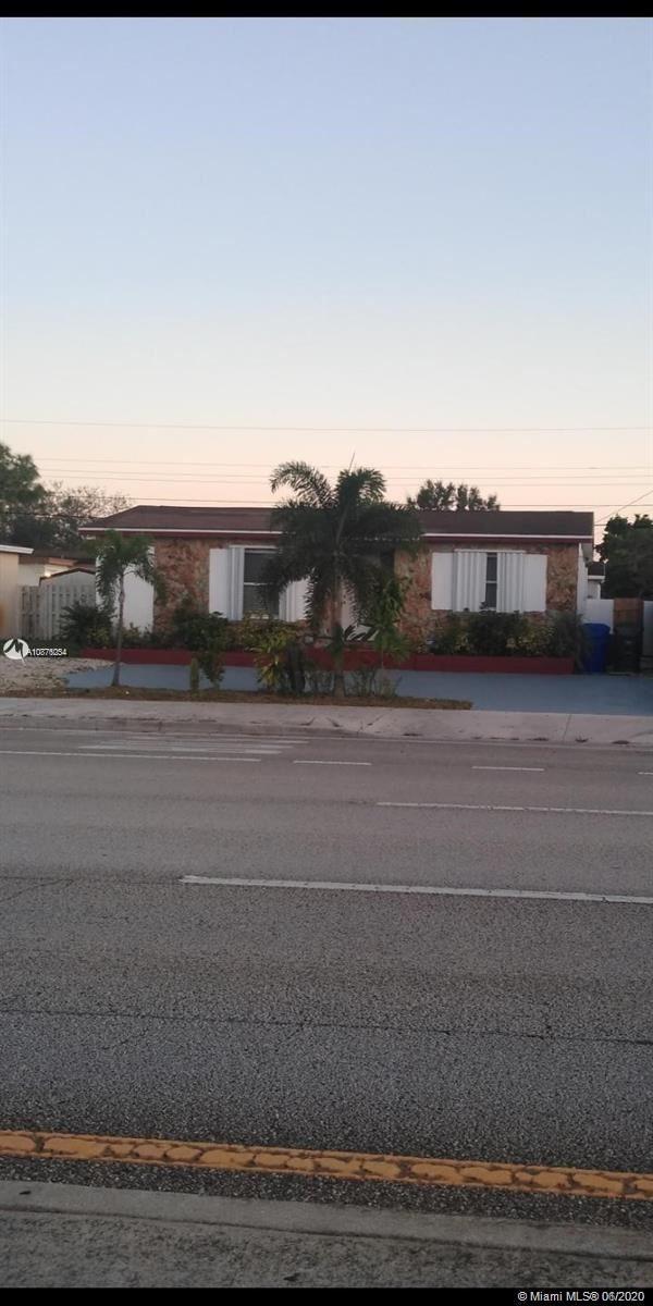 7707 Sheridan St, Hollywood, FL 33024 - #: A10876054