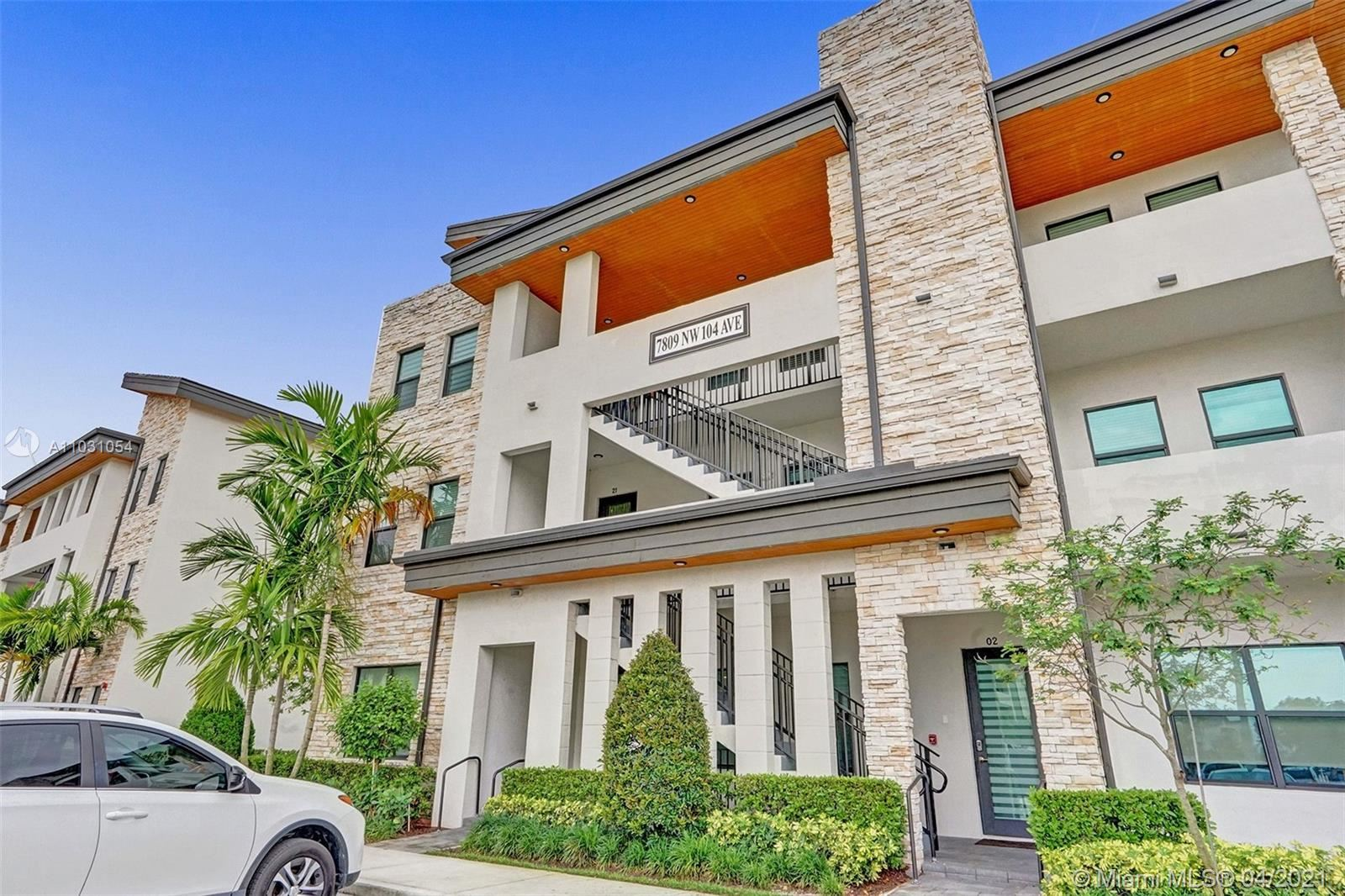 7809 NW 104th Ave #31, Doral, FL 33178 - #: A11031054